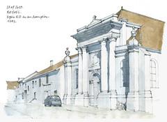 Reynel, église néoclassique - Photo of Signéville