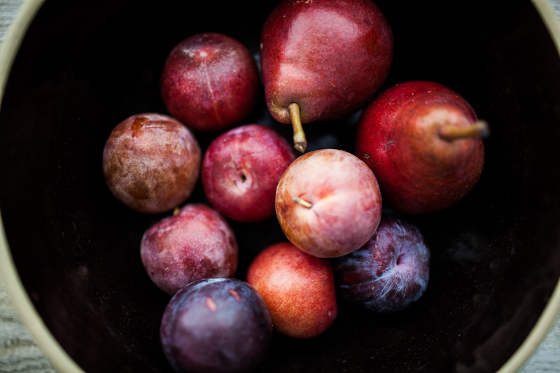 Plum, pluot, pear // the year in food