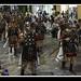 Carthagineses y Romanos. Desfile General