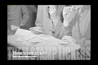 Them Stamp lickers