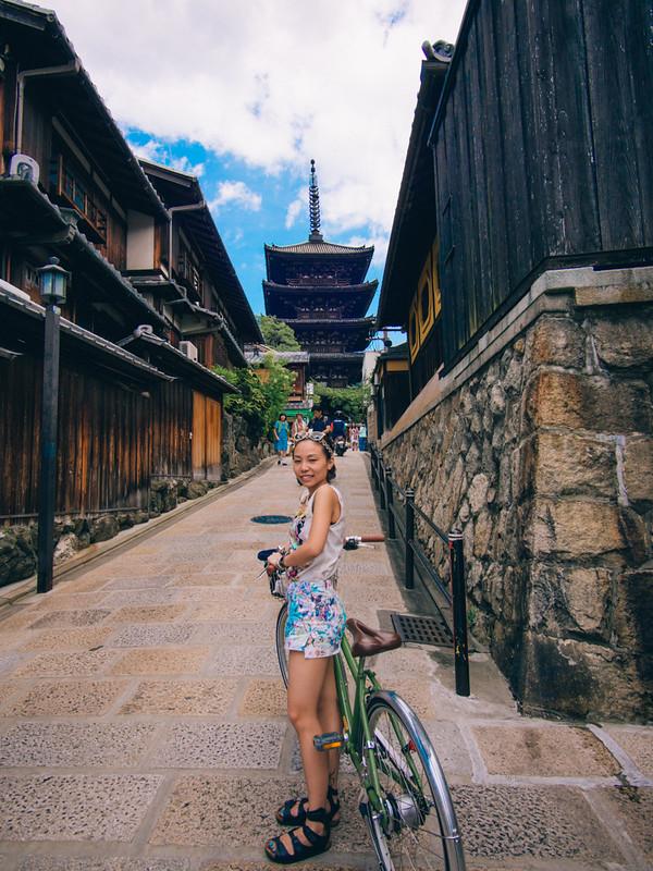 京都單車旅遊攻略 - 日篇 京都單車旅遊攻略 – 日篇 10112338986 4b40256cdf c