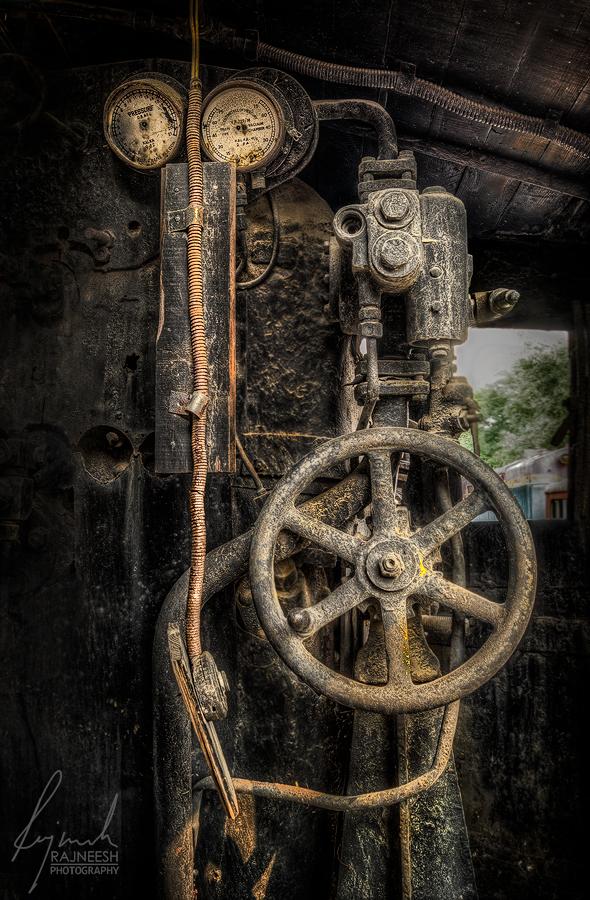 Old Boiler Dials