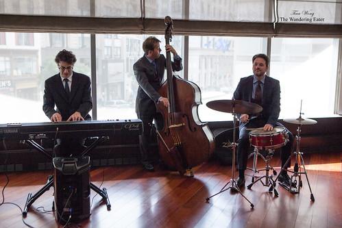 Live jazz band