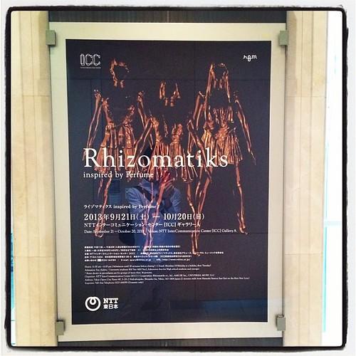 Rhizomatics