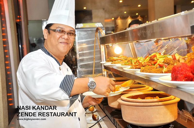 Nasi Kandar Zende Restaurant