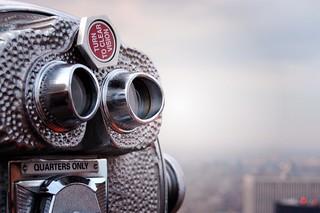 Tower Optical binocular by Mrs Maccas, via Flickr