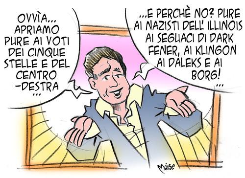 Renzian Strategy by Moise-Creativo Galattico