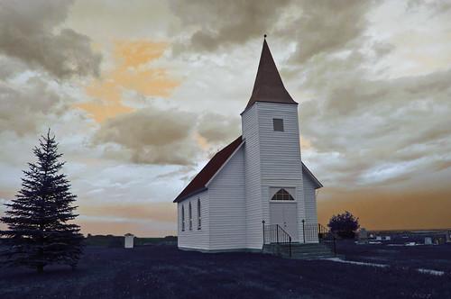 church nikon country hdr d800