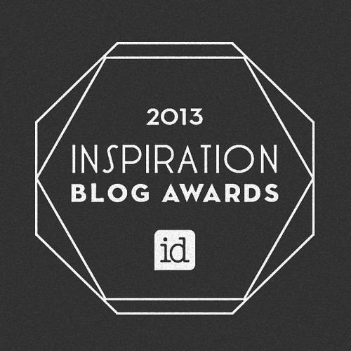 Mischief: inspiration blog awards