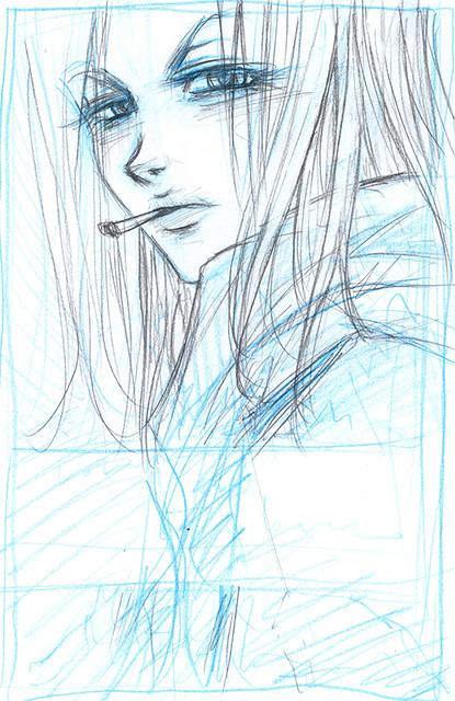 VvZ cover sketch