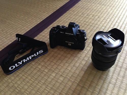 機材 [沼] :レンズ沼&カメラ沼へ・・・。(23) - OM-D E-M1 -
