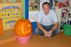 Halloween School Pumpkin Carving 2013