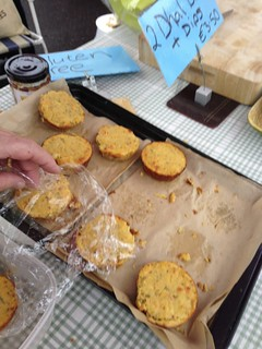Lentil Shortbread, Dingle Food Festival