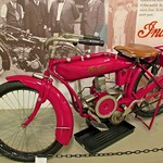 1917 Indian Light Twin