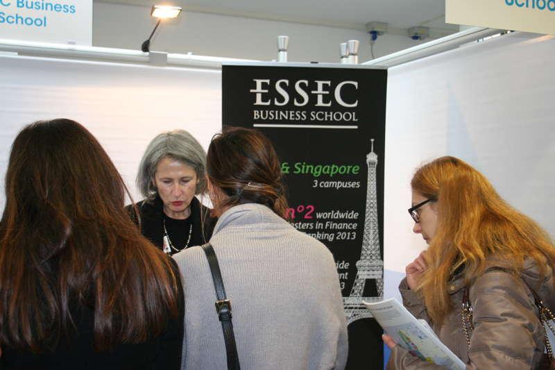 ESSEC Business School - Job Meeting Pisa 2013 | ESSEC Busine… | Flickr