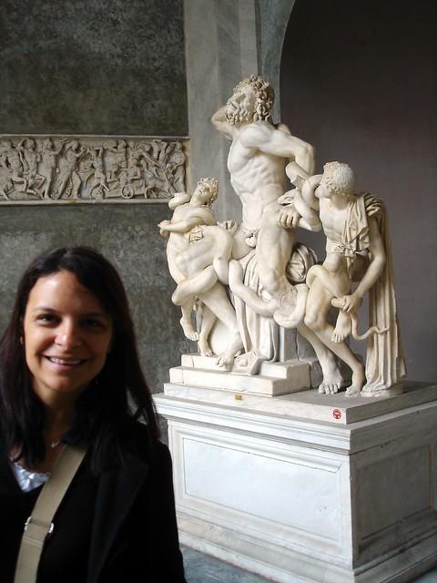 Lacoonte | Museus Vaticanos