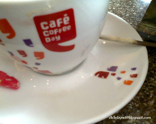 caffe coffee day cappuccino