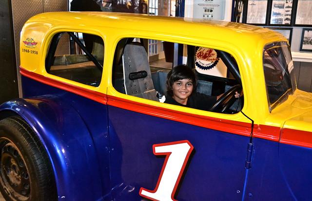 Daytona Beach Car Racing