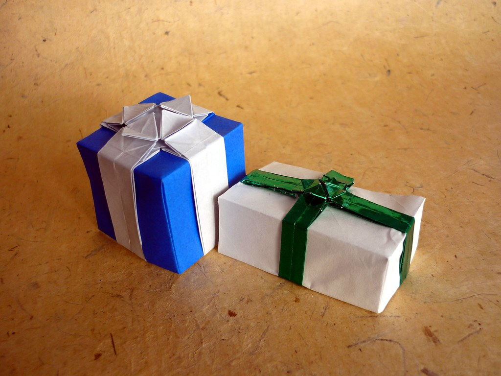 Wrapped Gift, Ryan MacDonell