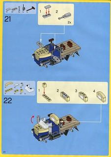 LEGO 10229 Winter Village Cottage ins02