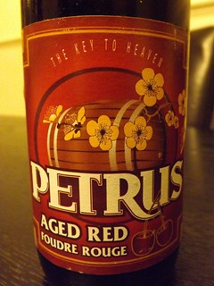 Petrus, Aged Red, Belgium