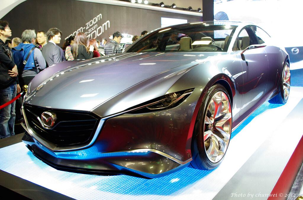 2014 台北國際新車大展