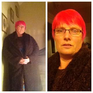 Minxy coat