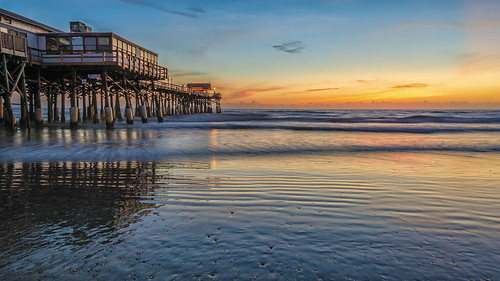 beach sunrise pier sand fav20 fav30 seashore cocoabeach fav10 fav40
