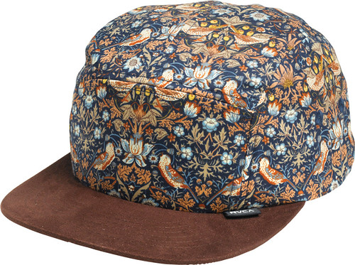 Liberty Strawberry Thief 5 Panel Hat