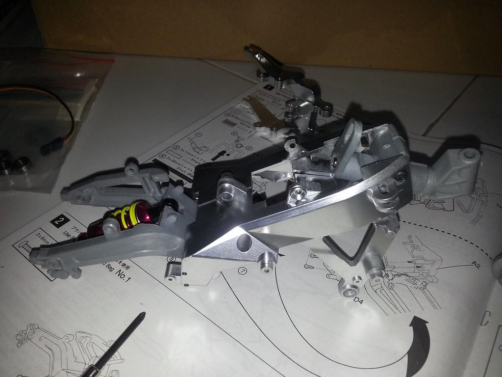 Babyboy's Kyosho Honda NSR 500 HOR 11972279326_0a409e0791_b