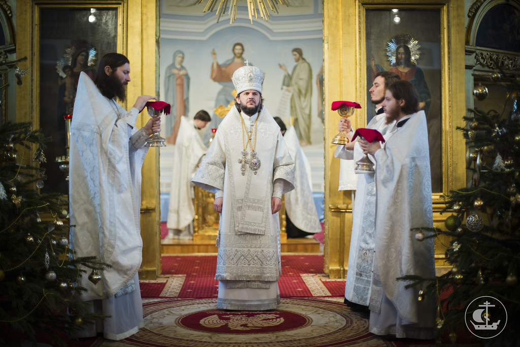 19 января 2014, Святое Богоявление / 19 January 2014, Theophany