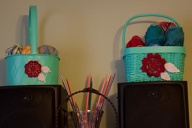 Basket Embellishments