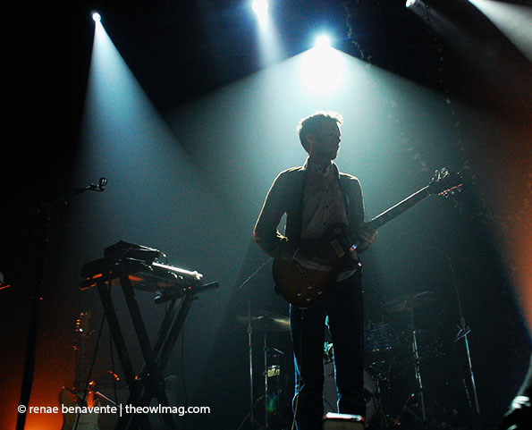 Washed Out @ The Fillmore, SF 1/28/14