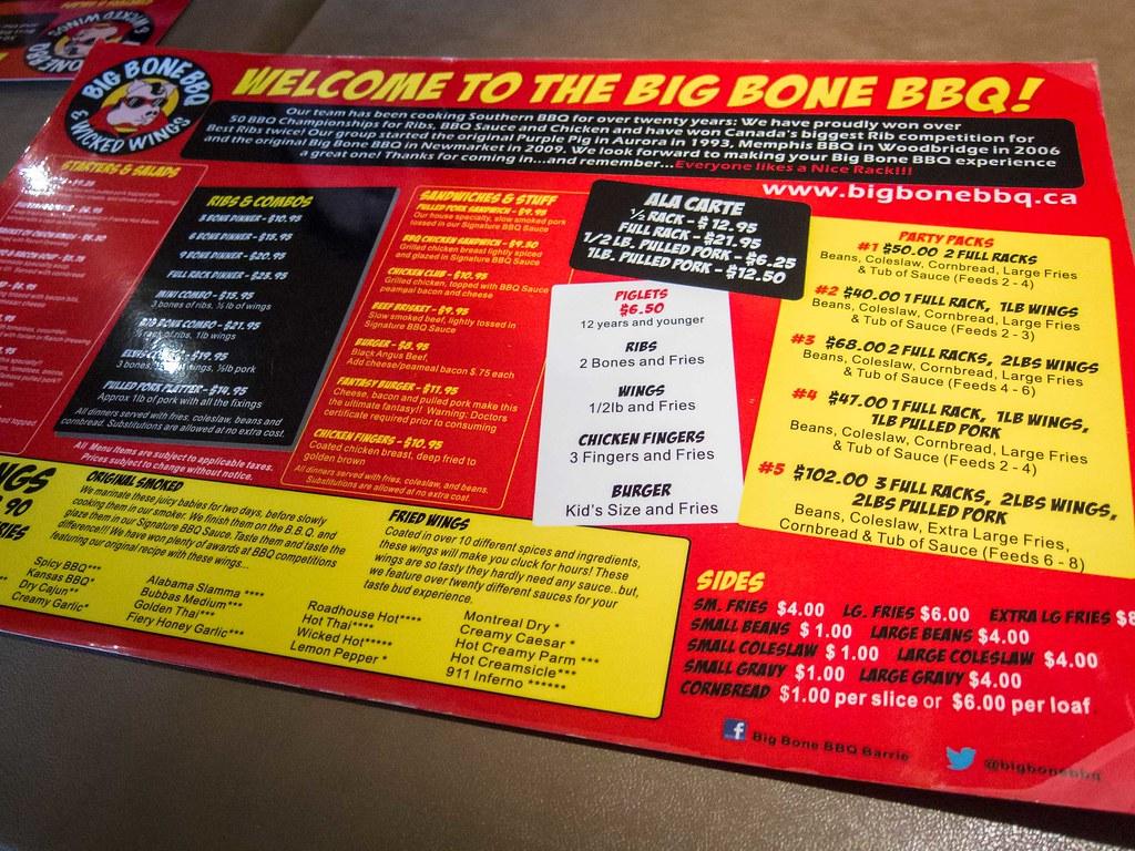 Big Bone BBQ