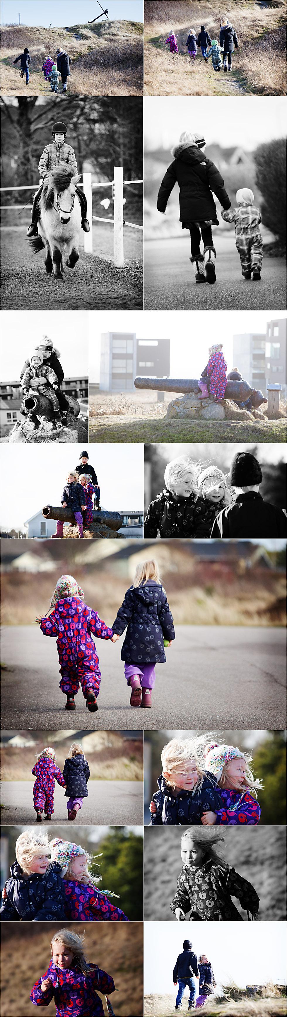 vinterferie collage