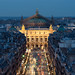 Opera Garnier from Louvre by A.G. Photographe