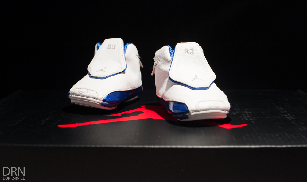 2003 White & Royal Baby XVIII's