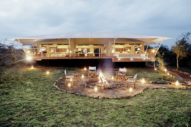 Luxury safari for two donated by Kuoni for the Royal Opera House Grand Draw 2014 © Kuoni