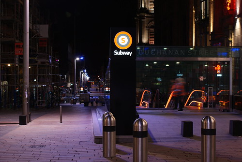 Buchanan Street Glasgow