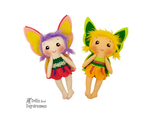 Fluffy Fairies