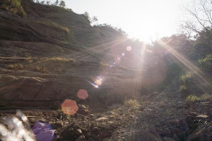 台南私藏景點--關山千層岩瀑布、幽情瀑布 (23)