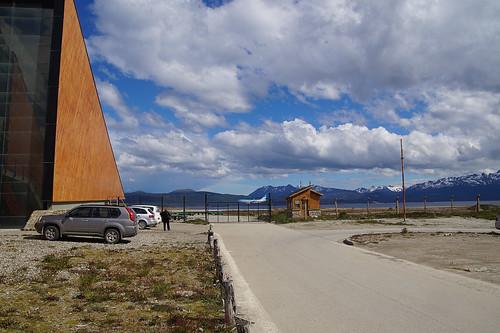 056 Bij vliegveld Ushuaia