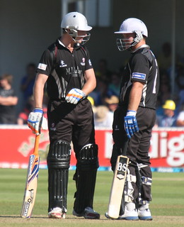 Buttler & Levi - Somerset ccc