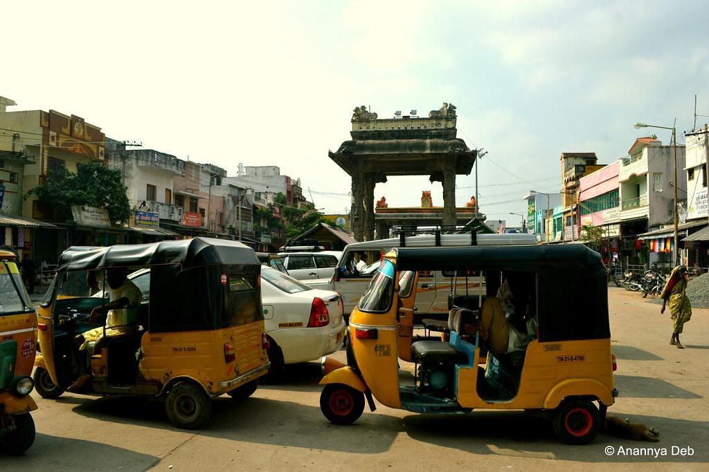 Kanchipuram, February 2014