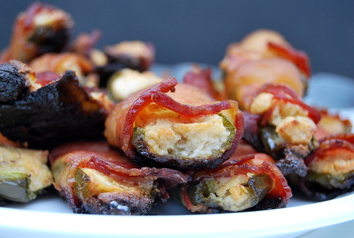 Bacon Wrapped Stuffed Jalapenos-001