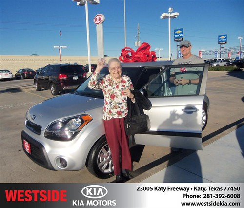 #HappyBirthday to Patsy Smith from Mohammed Ziauddin and everyone at Westside Kia! by Westside KIA