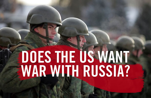 Russia War?