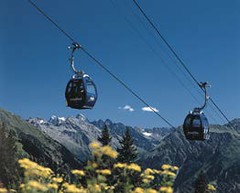 Pro hosty Davos Klosters jsou lanovky vtéto oblastizdarma
