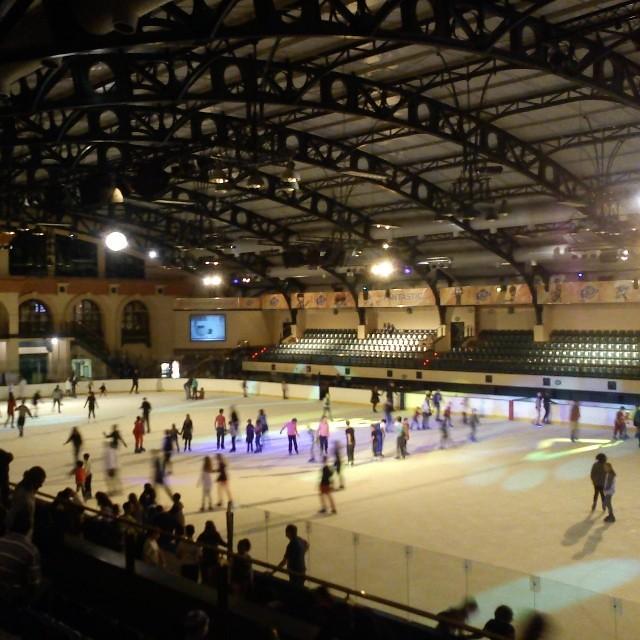 SoulRiser - ice skating :)