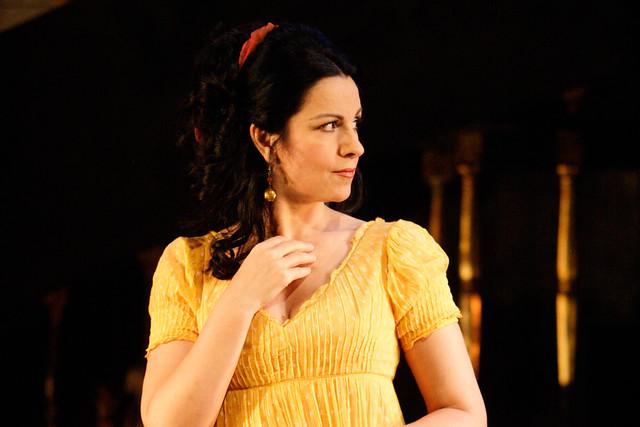 Angela Gheorghiu in Tosca © ROH/Catherine Ashmore, 2011